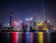 Shanghai a detronat Londra, devenind cel mai conectat oras al lumii in domeniul transportului aerian