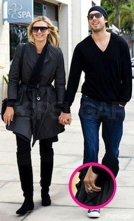 Sharapova, ceruta in casatorie cu un inel de un sfert de milion de dolari