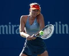 Sharapova, de neoprit - ce performanta a reusit rusoaica