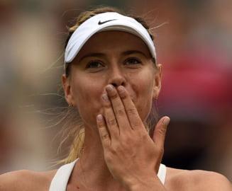 Sharapova, fabrica de facut bani - cum le da clasa tuturor sportivelor
