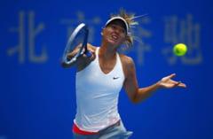 Sharapova, meciul zilei la Openul Chinei - LIVE