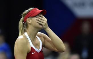 Sharapova, reactie dura la adresa rivalelor din tenis: E ipocrizie!