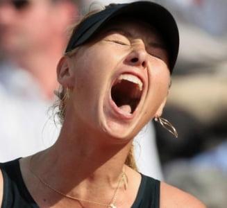 Sharapova, victorie de infarct la Australian Open