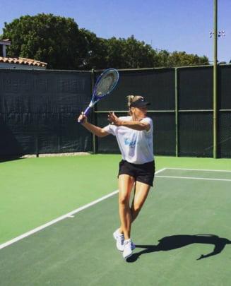 Sharapova acuza: Au vrut sa ma suspende mai mult si sa ma dea exemplu - unde revine pe terenul de tenis