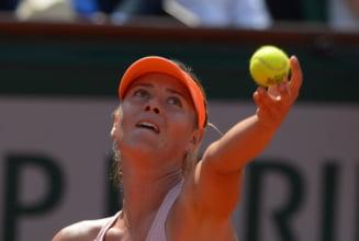 Sharapova reactioneaza la Miami - ce mesaj le transmite contestatarilor