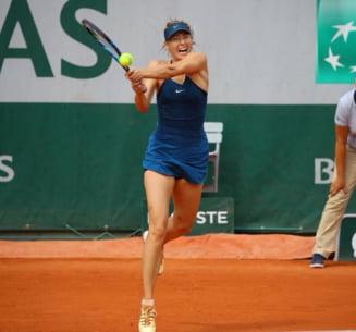 Sharapova s-a retras de la Birmingham: Ce problema acuza rusoaica