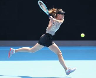 Sharapova si Konta, eliminate in primul tur la Australian Open