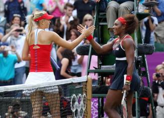 Sharapova si Serena Williams, primele declaratii inaintea finalei Australian Open