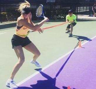 Sharapova vrea rezultate mari dupa revenirea in tenis: Stiu de ce sunt capabila