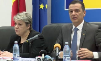 Shhaideh s-a dus la Guvern: Ii cere lui Grindeanu sa numeasca urgent secretari de stat dupa ce i-a demis in masa