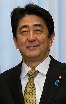 Shinzo Abe, primul premier japonez care vine in Romania