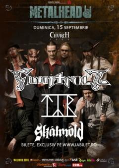 Show complet de folk metal in septembrie, la Silver Church - afla cine urca pe scena