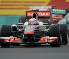 Show total in Formula 1: Button s-a impus la Hungaroring
