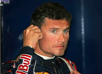 Show-ul lui David Coulthard inchide traficul rutier la Mamaia
