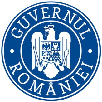 Si Guvernul Romaniei reactioneaza la evenimentele din Republica Moldova