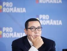 """Si Ponta ameninta cu plangere penala, """"daca Guvernul fura banii din Pilonul II"""". Cand era premier, i s-a propus si lui sa faca asta"""