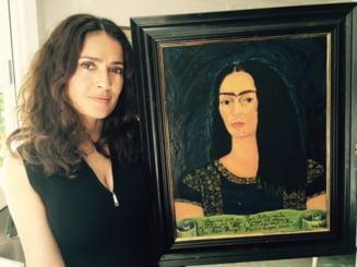 Si Salma Hayek il acuza de hartuire sexuala pe Harvey Weinstein: E monstrul meu. A zis ca ma omoara