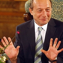 Si-a facut Basescu lege ca sa candideze independent la prezidentiale?