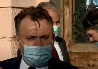 Si spitalul din Deva trece sub conducere militara. Tataru: Nu pot spune ca cineva si-a facut treaba, altfel nu eram aici