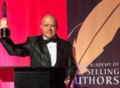 Sibian premiat la Hollywood pentru un best-seller care face furori in America. Povestea lui Adi Dragoman e fabuloasa