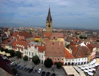 Sibiul, votat cel mai frumos oras din Romania - sondaj