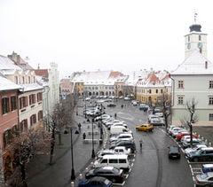 Sibiul catre Unesco. Tot pe loc, pe loc, pe loc