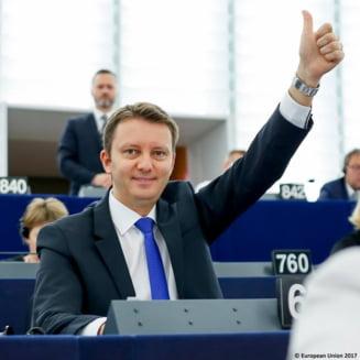 Siegfried Muresan a fost ales vicepresedinte al PPE (Video)