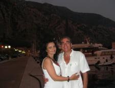 Silvia si Petre Roman, luna de miere in Muntenegru