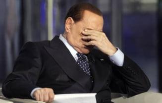 Silvio Berlusconi, condamnat definitiv la inchisoare