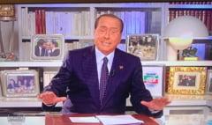Silvio Berlusconi, spitalizat pentru a doua oara in ultimele paisprezece zile