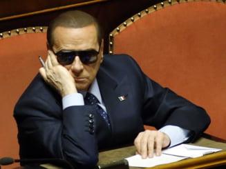 Silvio Berlusconi a jurat ca nu se retrage din politica