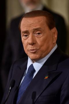 Silvio Berlusconi e anchetat in legatura cu crime ale Mafiei comise in anii '90