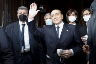 Silvio Berlusconi sustine ca se simte mai bine si ca intentioneaza sa ramana angajat in viata politica a Italiei
