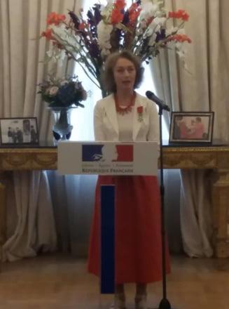 Simina Tanasescu, fostul consilier constitutional al lui Iohannis, a devenit Cavaler al Ordinului Legiunii de Onoare