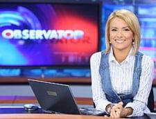 Simona Gherghe se muta la Observatorul de weekend