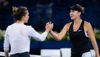 Simona Halep - Belinda Bencici, in semifinalele de la Madrid: Specialistii in pariuri vad o favorita certa