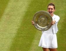 Simona Halep: Voi fi campioana la Wimbledon pentru doi ani