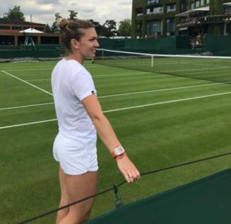 Simona Halep, a doua favorita la Wimbledon: WTA prezinta avantajul si slabiciunea romancei