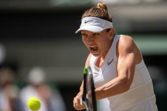 Simona Halep, antrenament intens inaintea finalei de la Wimbledon: Ce a exersat sportiva noastra