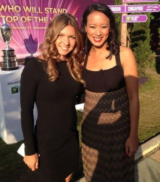 Simona Halep, aparitie de senzatie la Wimbledon: E superba