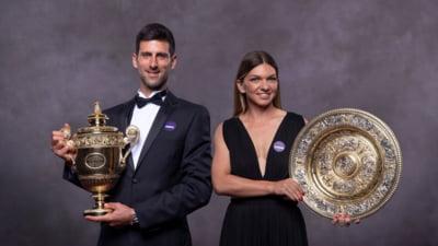 Simona Halep, aparitie stralucitoare la Balul Campionilor de la Wimbledon