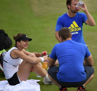 Simona Halep, aproape de o performanta uriasa: Cum se pregateste pentru Turneul Campioanelor (Video)