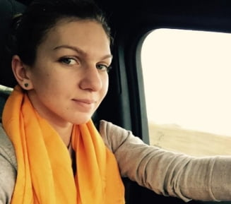 Simona Halep, asa cum rar o vezi: ce anunt a facut