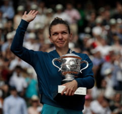 Simona Halep, ca si calificata la Turneul Campioanelor dupa victoria de la Roland Garros