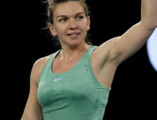 Simona Halep, calificare si la dublu la turneul de tenis din Australia