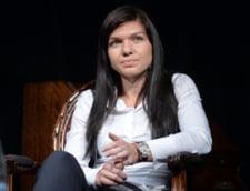 Simona Halep, conferinta de presa la Palatul Parlamentului, alaturi de alte legende: Ce le-au cerut politicienilor