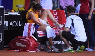 Simona Halep, criticata dupa esecul de duminica: Nu trebuia sa joace! Interviu cu Ruxandra Dragomir