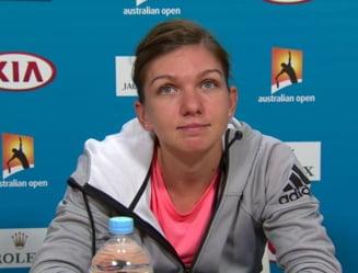 Simona Halep, declaratie neasteptata dupa eliminarea de la Australian Open: E suficient