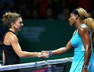 Simona Halep, declaratii impresionante despre Serena Williams
