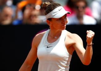 Simona Halep, declaratii pe larg dupa semifinala cu Sharapova de la Roma. Ce spune despre momentul decisiv cu Darren Cahill si despre finala cu Svitolina